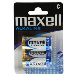Pilas alcalinas Maxell