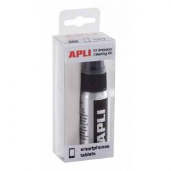 Kit limpieza Apli para Smartphone