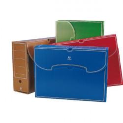 Caja archivo Grafoplas desmontable