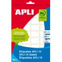 Etiquetas Apli manuales APLI-10