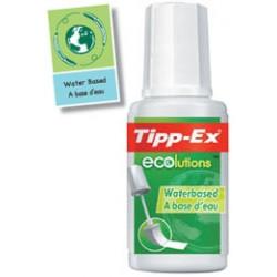 Tipp-ex líquido Ecolutions 20 ml.