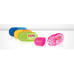 Tesa roller mini desechable 6 m.