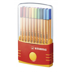 Stabilo Point 88 Colorparade 20 und.