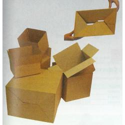 Caja auto-montable