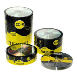 Maxell CD-R 52x 700MB imprimible