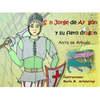 San Jorge de Aragón y su fiero dragón