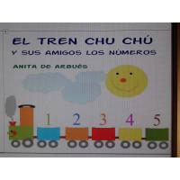 El tren ChuChu y sus amigos los números