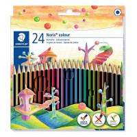 Lapices colores 185 noris wopex caja 24