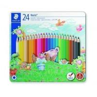 Lapices colores 145 noris club caja 24