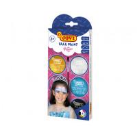 Maquillaje crema face paint princess