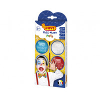 Maquillaje crema face paint party