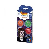 Maquillaje crema face paint halloween