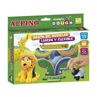 Pasta Magic Dough Animales