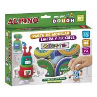 Pasta Magic Dough Robots