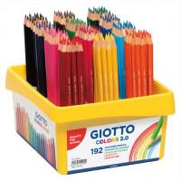 Lapices de colores 3.0 pack 192 unidades