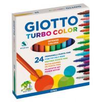 Rotulador turbo color 24 unidades