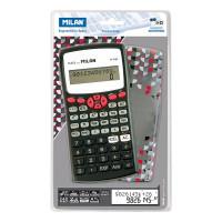 Calculadora científica 10+2 dígitos 240 funciones negro/rojo