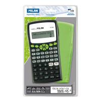 Calculadora científica 10+2 dígitos 240 funciones verde