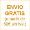 ENVIO GRATIS (a partir de 50€ sin iva.)